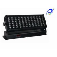 Wholesale Red / Blue / Green City RGB Wall Washer LED Lights RGBW 72pcs 3W CE Certification from china suppliers
