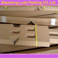 Wholesale brown kraft paper carton corner paper angles paper angle board from china suppliers