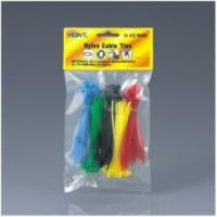 Wholesale Tag card polybag package nylon cable ties from china suppliers