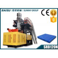 Wholesale Hdpe Extrusion Line Logistic Accumulator Head Blow Plastic Pallet Machine from china suppliers