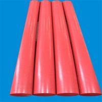 Wholesale PEEK continuous extrusion red rod from china suppliers