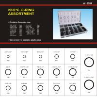 Wholesale NBR /  NR / CR /  EPDM, Silicone Viton  O-Ring Seal  Kit, With 17 Sizes 222 PCS O-Rings DIY For Custom For Oil Seals from china suppliers