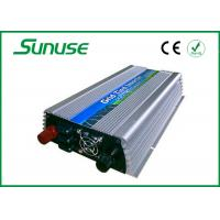 Wholesale High Frequency 800W Pure Sine Wave Off Grid Solar Power Inverter With Aluminum case from china suppliers