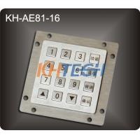 Wholesale Self service kiosk machine keypad from china suppliers