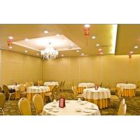 Wholesale Hotel Sound proof Sliding Movable Partition Walls 32 / 50db STC Conffcient from china suppliers