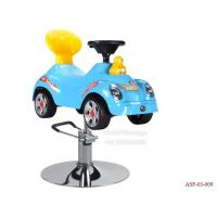 Wholesale ASF-03-009 Wheel Toys Car Salon Kids Barber Chair ,Attrative Children's Salon Chair from china suppliers