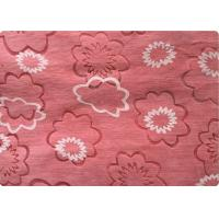 Wholesale Garment / Sofa / Shirt Custom Printed Fabrics Floral Apparel Fabric from china suppliers