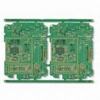 Buy cheap Multilayered (12 Layers) HDI PCB with Immersion Gold Surface Treatment for Precision Instruments from wholesalers