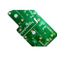 Wholesale Cutsom made 1OZ 1.6mm HASL FR4 PCB fabrication , 4 Layer Circuit Board from china suppliers
