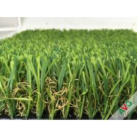 Wholesale Ground decorative leisure Outdoor Artificial Grass Carpet / Landscaping fake grass rugs from china suppliers
