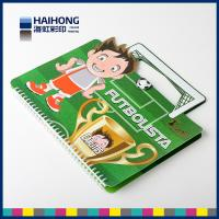 Wholesale Custom Full color Spiral Bound Book Printing ,  Hardcover print spiral bound book from china suppliers