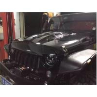 Wholesale Jeep Jk Wrangler  Aevngers Hood Steel 13081 from china suppliers