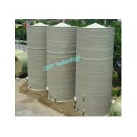 Wholesale High Integrated PPH Food Storage Tank For Sodium Hypochlorite Dosing Part from china suppliers