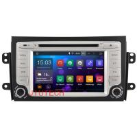 Wholesale Android 4.4Two Din Car dvd player SAT NAV For SUZUKI SX4/ car gps BT multimedia system suzuki sx4 2006-2012 car audio dv from china suppliers
