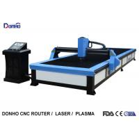 Wholesale Start Control CNC Plasma Cutting Table , Plasma Cutting Equipment For Stainless Steel from china suppliers