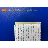 Wholesale 80 Pin Computer FPC Flat Ribbon Cable / Flexible Printed Cable UL Ceritification from china suppliers
