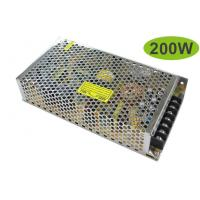 Wholesale 12V 200W LED Light Strip Power Supply AC To DC Constant Voltage Driver from china suppliers