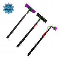 Buy cheap 14.6M Lgth High Stiffness 100% 3K Carbon Fiber Telescopic Water Fed Adjustable Cleaning Pole from wholesalers