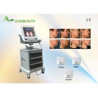Wholesale Portable 300W Face Lifting Skin Rejuvenation HIFU Machine With 1.5MM / 3.0MM / 4.5MM from china suppliers