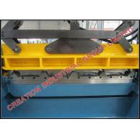 Wholesale Automatic High Rib Roof Corrugated Sheet Roll Forming Machine 1200mm 1220mm from china suppliers