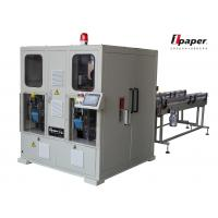 Wholesale 12KW  Tissue Log  Saw ø 60 - 110 mm 100 - 160L H 2800Kg 0.5Mpa - 0.8Mpa from china suppliers