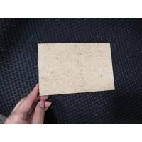 Wholesale Fast Installation Hard Fiberboard , Low Carbon Plant Fiber Thin Hardboard Sheets from china suppliers