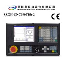 Wholesale 2-4 Axis CNC Lathe Controller , Turning PLC cnc machine control system from china suppliers