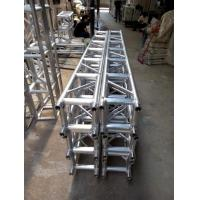 Buy cheap Luxury Bright Gold Color Aluminum Bolt Truss For Indoor Events 0.5m - 4m from wholesalers