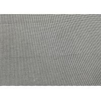 Wholesale Womens Fashionable Houndstooth 100% Cotton Fabrics 200-250GSM from china suppliers