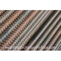 Wholesale SMLS Carbon Steel Corrugated Slot Heat Exchanger Fin Tube A106 / A179 / A192 / A210 from china suppliers