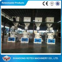 Wholesale YGKJ560 Wood Pellet Production Line Green Blue White 1-1.5 Ton Per Hour from china suppliers