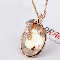 Wholesale Ref No.: 105038 Rather critical december birthstone necklaces hearts jewellery luxury jewelry from china suppliers