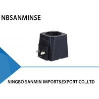 Wholesale Heat Resistant Hydraulic Solenoid Valve Coil / 220v Solenoid Coil F , H Insulation from china suppliers