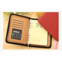 Buy cheap Executive Office Solutions Professional Business Padfolio Portfolio Organizer w/Calculator from wholesalers