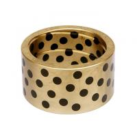 Wholesale high quality self-lubricating oilless bronze guide sliding bearing from china suppliers