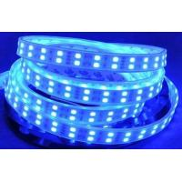 Wholesale Single color IP65 Flexible RGB Led Strip 600pcs Blue 5050SMD LED Strip Lights from china suppliers