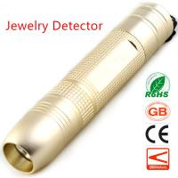 Wholesale CREE White Lamp Jade appraisal flashlight antique appraisal led flashlight torch from china suppliers
