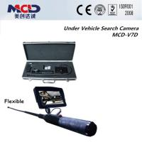 Wholesale Rechargeable Battery Under Vehicle Inspection Camera High Resolution with waterproof camera and record function from china suppliers