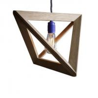 Wholesale Wooden Frame Contemporary Pendant Lighting Creative Modern Pendant Lamp from china suppliers