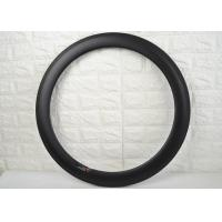 Wholesale 700c 60mm Light Bicycle Rims Tubular Design 23mm Width Aerodynamic Rim from china suppliers
