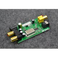 Wholesale Assembly L12 input signal conversion analog RCA signal output audio converter PCBA from china suppliers