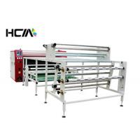 Wholesale Scarf 1.7m Width Rotary Heat Transfer Machine Fast Speed With 800mm Drum from china suppliers