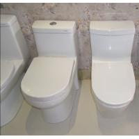 Wholesale Bathroom sanitary ware wc toilet & Siphonic one piece ceramic toilet bowl from china suppliers