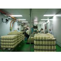 Quality Automatic Drinking Fresh Yoghurt / Flavoured Milk  Production Line for sale