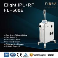 Wholesale Mini Elight Hair Removal Machine 2000W Power 640nm / 560nm Water Cooling from china suppliers