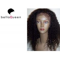 Wholesale Curly Virgin Full Lace Human Hair Wigs For Black Women hair weaving from china suppliers