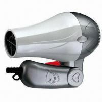 Wholesale Travel Hair Dryer, Easy for Taking and Operating, Available in Various Colors from china suppliers