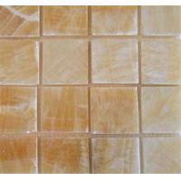 Wholesale Honey Onyx Mosaic (2′′x2′′) from china suppliers