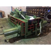 Wholesale Manual Valve Control Scrap Baler Machine / Hydraulic Scrap Baling Press Y81 - 200 from china suppliers