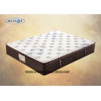 Wholesale Anti - Bacterial 3 Zoned Mattress , Memory Foam Pocket Spring Mattress from china suppliers
